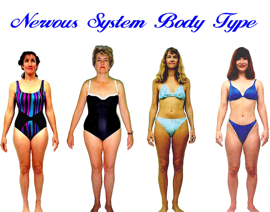 Womens Nervous System body shape
